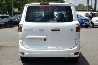 2018 LDV G10 SV7C Blanc White 6 Speed Manual Van