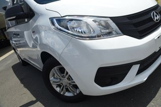 2021 LDV G10 SV7C Blanc White 6 Speed Automatic Van.