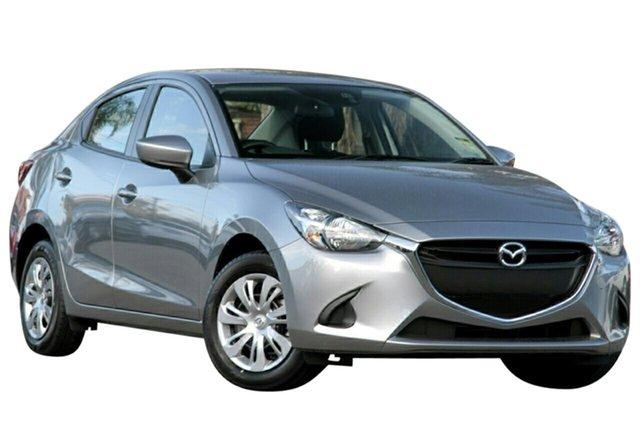 New Mazda 2 DL2SAA Neo SKYACTIV-Drive, 2019 Mazda 2 DL2SAA Neo SKYACTIV-Drive Silver 6 Speed Sports Automatic Sedan
