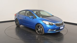 2013 Kia Cerato YD MY14 S Abyss Blue 6 Speed Sports Automatic Sedan