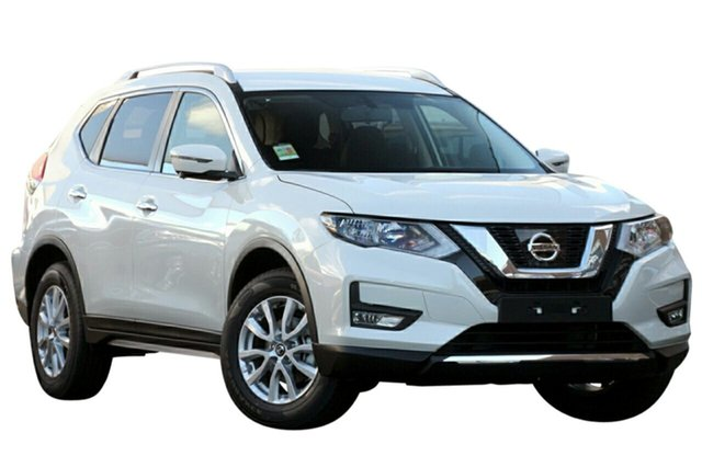 New Nissan X-Trail T32 Series II ST-L X-tronic 2WD, 2019 Nissan X-Trail T32 Series II ST-L X-tronic 2WD Ivory Pearl 7 Speed Constant Variable Wagon
