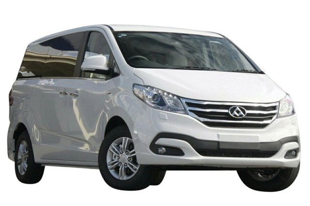 New LDV G10 SV7A , 2018 LDV G10 SV7A Blanc White 6 Speed Sports Automatic Wagon