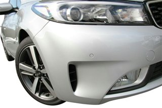 2018 Kia Cerato YD MY18 Sport Silky Silver 6 Speed Sports Automatic Hatchback.