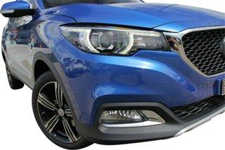 2021 MG ZS AZS1 MY21 Essence 2WD Brighton Blue 6 Speed Automatic Wagon.