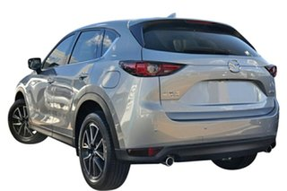 2021 Mazda CX-5 KF4WLA Akera SKYACTIV-Drive i-ACTIV AWD 45p 6 Speed Sports Automatic Wagon.