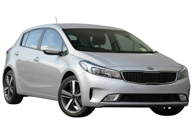 New Kia Cerato YD MY18 Sport, 2018 Kia Cerato YD MY18 Sport Silky Silver 6 Speed Sports Automatic Hatchback