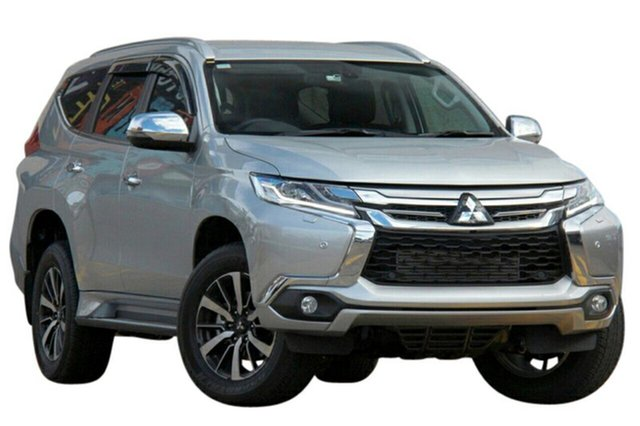 New Mitsubishi Pajero Sport QE MY19 Exceed, 2019 Mitsubishi Pajero Sport QE MY19 Exceed Sterling Silver 8 Speed Sports Automatic Wagon
