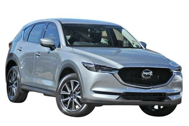 New Mazda CX-5 KF4WLA Akera SKYACTIV-Drive i-ACTIV AWD Hamilton, 2021 Mazda CX-5 KF4WLA Akera SKYACTIV-Drive i-ACTIV AWD 45p 6 Speed Sports Automatic Wagon