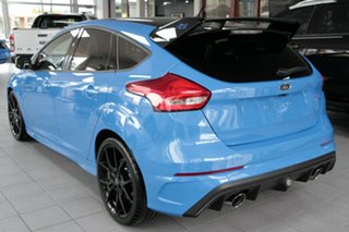 2017 Ford Focus LZ RS AWD Limited Edition Winning Blue 6 Speed Manual Hatchback.