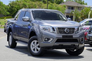 2020 Nissan Navara D23 S4 MY20 ST King Cab Slate Gray 7 Speed Sports Automatic Utility.