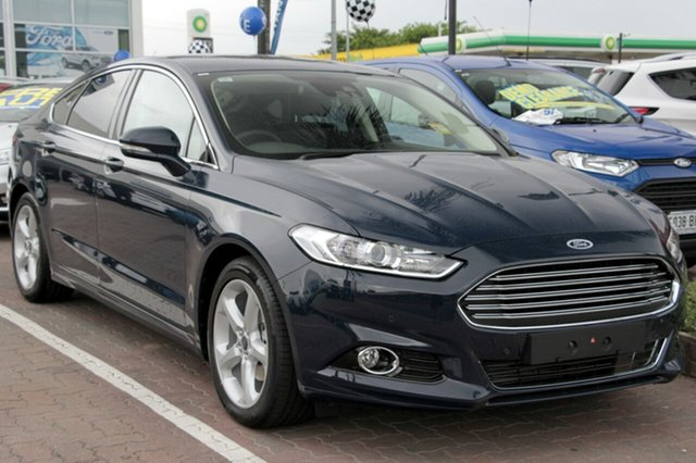 New Ford Mondeo MD 2018.25MY Trend PwrShift, 2018 Ford Mondeo MD 2018.25MY Trend PwrShift Deep Impact Blue 6 Speed Sports Automatic Dual Clutch