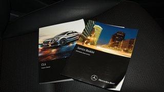 2015 Mercedes-Benz CLA250 C117 805+055MY Sport DCT 4MATIC Black 7 Speed Sports Automatic Dual Clutch