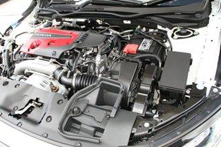 2018 Honda Civic 10th Gen MY18 Type R Championship White 6 Speed Manual Hatchback