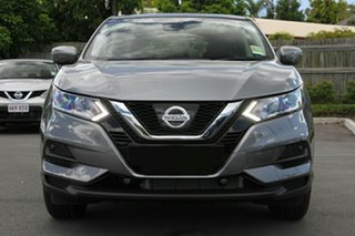 2021 Nissan Qashqai J11 Series 3 MY20 ST X-tronic Gun Metallic 1 Speed Constant Variable Wagon