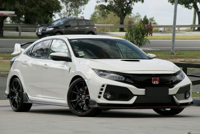 New Honda Civic 10th Gen MY18 Type R, 2018 Honda Civic 10th Gen MY18 Type R Championship White 6 Speed Manual Hatchback