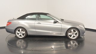 2010 Mercedes-Benz E350 A207 Avantgarde 7G-Tronic Grey 7 Speed Sports Automatic Cabriolet