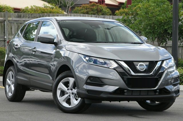 New Nissan Qashqai J11 Series 2 ST X-tronic, 2018 Nissan Qashqai J11 Series 2 ST X-tronic Gun Metallic 1 Speed Constant Variable Wagon