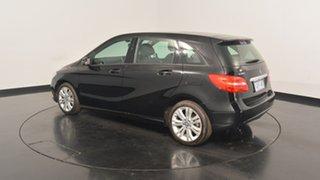 2014 Mercedes-Benz B180 W246 DCT Night Black 7 Speed Sports Automatic Dual Clutch Hatchback.