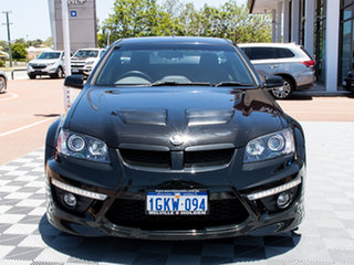 2012 Holden Special Vehicles Maloo E Series 3 MY12.5 R8 Black 6 Speed Sports Automatic Utility.