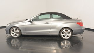 2010 Mercedes-Benz E350 A207 Avantgarde 7G-Tronic Grey 7 Speed Sports Automatic Cabriolet.