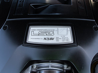 2012 Holden Special Vehicles Maloo E Series 3 MY12.5 R8 Black 6 Speed Sports Automatic Utility