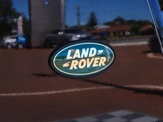 2008 Land Rover Range Rover Sport L320 09MY TDV8 Black 6 Speed Sports Automatic Wagon