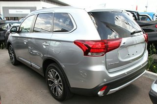 2018 Mitsubishi Outlander ZL MY18.5 LS 2WD Starlight 6 Speed Constant Variable Wagon.