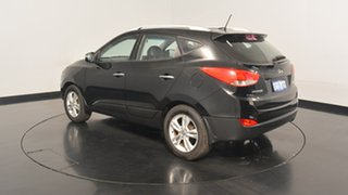 2013 Hyundai ix35 LM2 Elite AWD Phantom Black 6 Speed Sports Automatic Wagon.