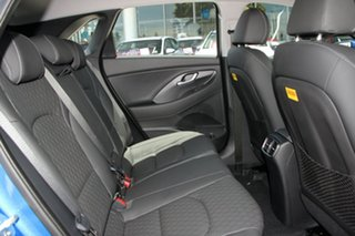 2018 Hyundai i30 PD2 MY18 Elite Stargazing Blue 6 Speed Sports Automatic Hatchback
