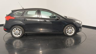 2016 Ford Focus LZ Trend Panther Black 6 Speed Automatic Hatchback