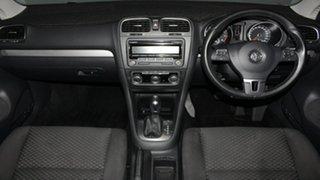2012 Volkswagen Golf VI MY12.5 90TSI DSG Trendline Candy White 7 Speed Sports Automatic Dual Clutch
