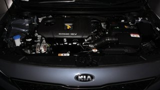 2016 Kia Cerato YD MY16 S Planet Blue 6 Speed Sports Automatic Hatchback