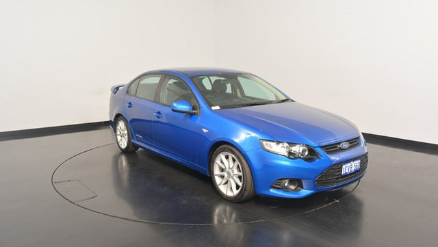 Used Ford Falcon FG MkII XR6, 2014 Ford Falcon FG MkII XR6 Kinetic 6 Speed Sports Automatic Sedan