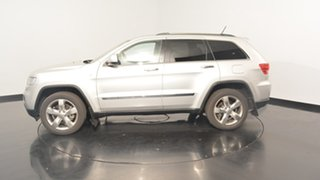 2012 Jeep Grand Cherokee WK MY2012 Overland Silver 6 Speed Sports Automatic Wagon.