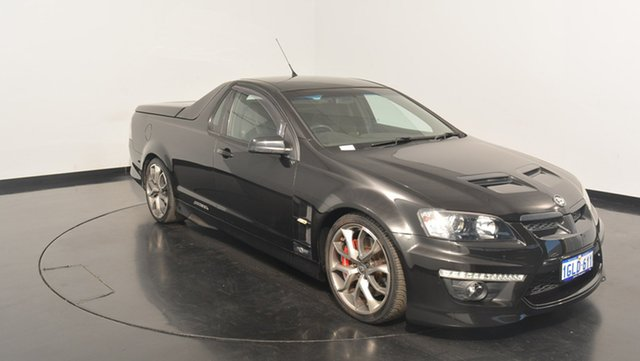 Used Holden Special Vehicles Maloo E Series 2 R8, 2009 Holden Special Vehicles Maloo E Series 2 R8 Phantom 6 Speed Sports Automatic Utility