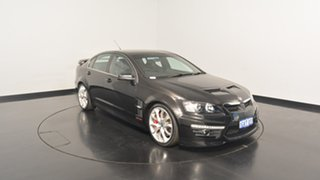 2012 Holden Special Vehicles GTS E Series 3 MY12 Black 6 Speed Sports Automatic Sedan.