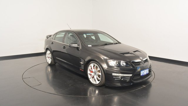Used Holden Special Vehicles GTS E Series 3 MY12 , 2012 Holden Special Vehicles GTS E Series 3 MY12 Black 6 Speed Sports Automatic Sedan