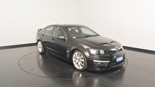 2012 Holden Special Vehicles GTS E Series 3 MY12 Black 6 Speed Sports Automatic Sedan
