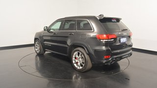 2014 Jeep Grand Cherokee WK MY15 SRT Brilliant Black 8 Speed Sports Automatic Wagon.