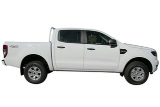 2018 Ford Ranger PX MkII MY18 XLS Double Cab Frozen White 6 Speed Manual Utility