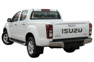 2019 Isuzu D-MAX MY19 LS-U Crew Cab 4x2 High Ride Splash White 6 Speed Sports Automatic Utility.