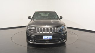 2014 Jeep Grand Cherokee WK MY15 SRT Brilliant Black 8 Speed Sports Automatic Wagon