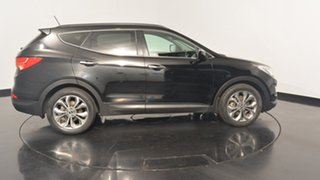 2012 Hyundai Santa Fe DM MY13 Highlander Black 6 Speed Sports Automatic Wagon