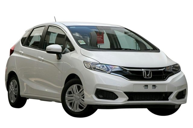 New Honda Jazz GF MY19 VTi, 2019 Honda Jazz GF MY19 VTi White Orchid 5 Speed Manual Hatchback