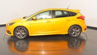 2017 Ford Focus LZ ST Tangerine Scream 6 Speed Manual Hatchback.