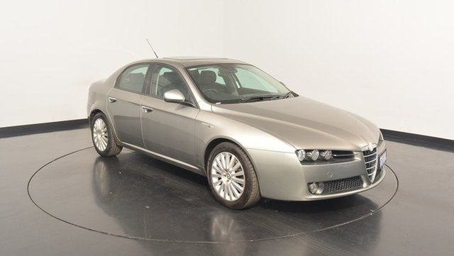 Used Alfa Romeo 159  JTS, 2006 Alfa Romeo 159 JTS Grey 6 Speed Manual Sedan