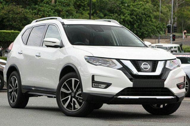 New Nissan X-Trail T32 Series 2 TL (4WD), 2018 Nissan X-Trail T32 Series 2 TL (4WD) Snow Storm 5 Speed Continuous Variable Wagon