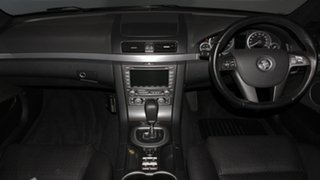 2009 Holden Calais VE MY09.5 V Red 5 Speed Sports Automatic Sedan