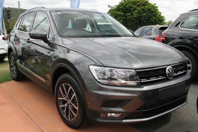 New Volkswagen Tiguan 5N MY18 132TSI DSG 4MOTION Comfortline, 2018 Volkswagen Tiguan 5N MY18 132TSI DSG 4MOTION Comfortline Indium Grey 7 Speed