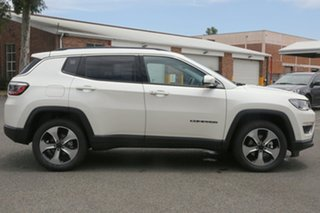 2017 Jeep Compass M6 MY18 Limited Vocal White 9 Speed Automatic Wagon